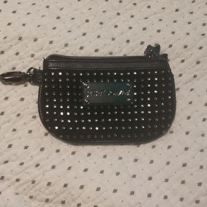 Betsey Johnson small card holder/coin purse